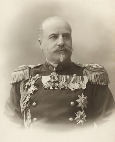Генерал-лейтенант Янко Драганов