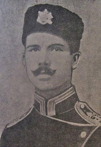 Капитан Христо Бърдаров (1891 - 1917)