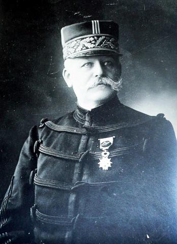Генерал Морис Сарай