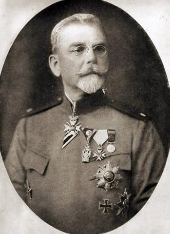 Генерал - майор Константин Жостов