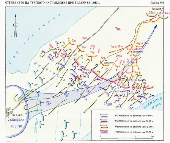 Битката при Булаир