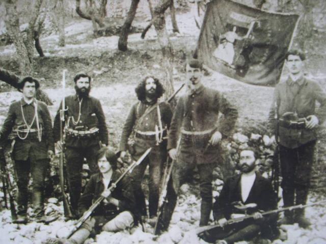 Охридско-дебърско въстание